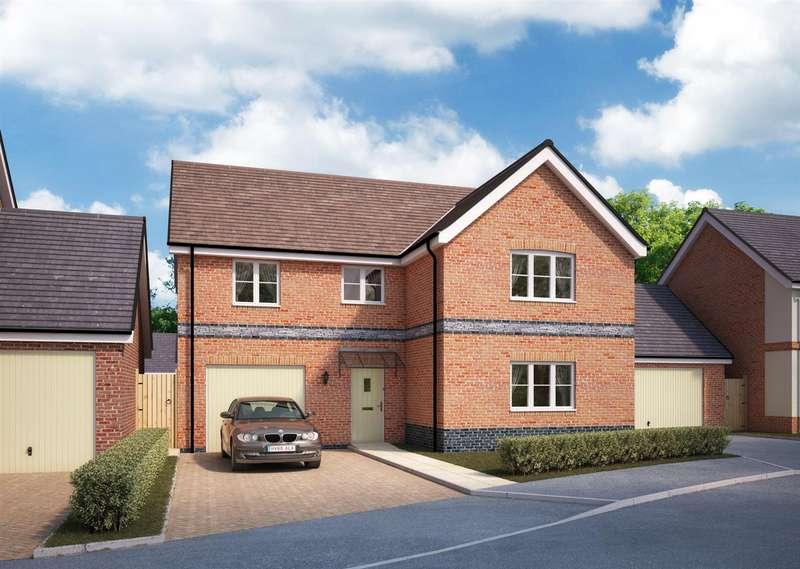 4 Bedrooms Detached House for sale in Hillside, Blunsdon