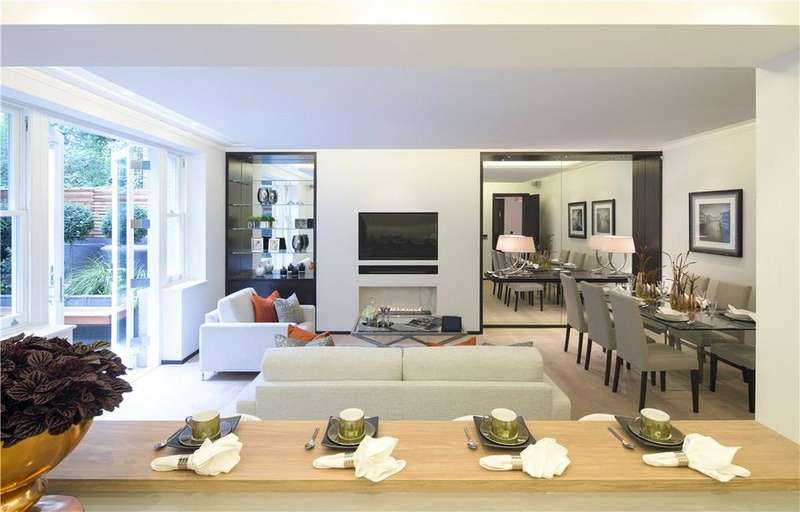 3 Bedrooms Flat for sale in Fitzjohns Avenue, Hampstead, London, NW3
