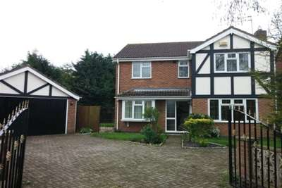 4 Bedrooms House for rent in Swift Close, Syston, LE7 1YW