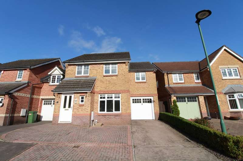 4 Bedrooms Detached House for sale in Maes-Y-Garreg, Rassau, Ebbw Vale, NP23