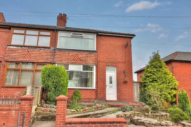 3 Bedrooms End Of Terrace House for sale in Martin Avenue, Oldham, Greater Manchester, OL4