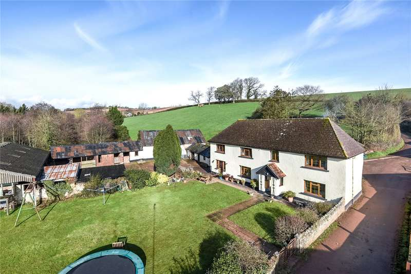 6 Bedrooms House for sale in Dunchideock, Exeter, Devon, EX2