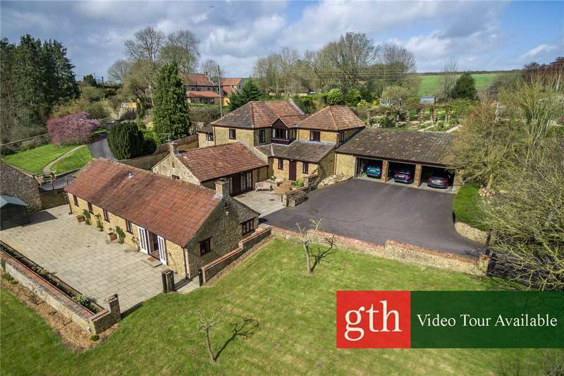 5 Bedrooms House for sale in Moolham Lane, Moolham, Ilminster, Somerset, TA19