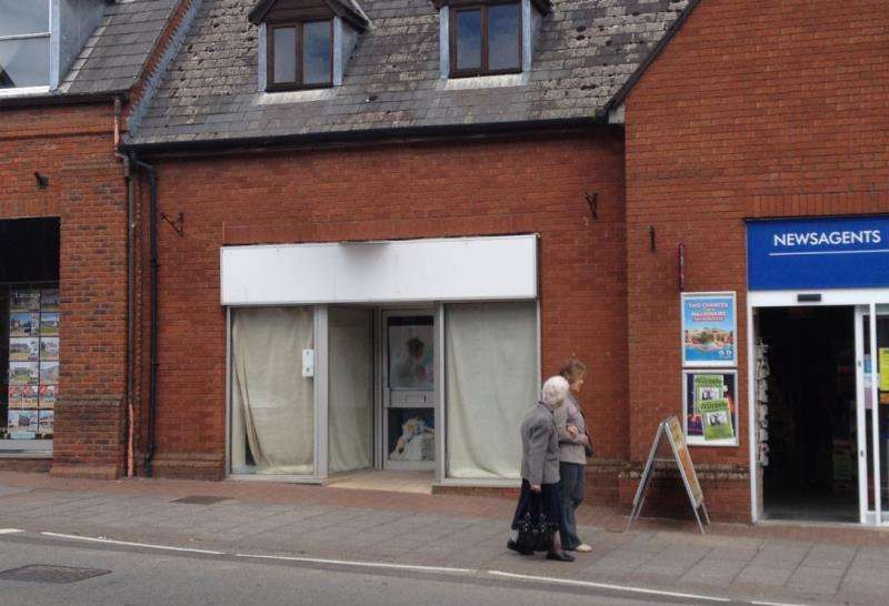Shop Commercial for rent in Fore Street, Chard, Somerset, TA20