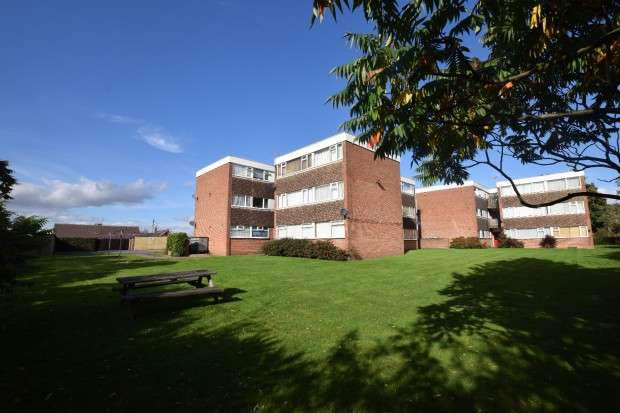 2 Bedrooms Apartment Flat for sale in Pleydell Close, Coventry, CV3