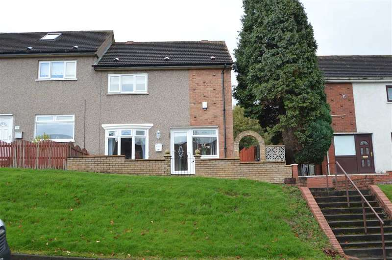2 Bedrooms Semi Detached House for sale in Townhill Road, Hamilton
