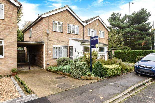 3 Bedrooms Semi Detached House for sale in Clewer Court Road, Windsor, Berkshire
