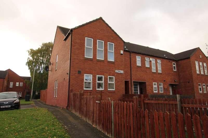 4 Bedrooms Property for sale in James Street, Darlington, DL1