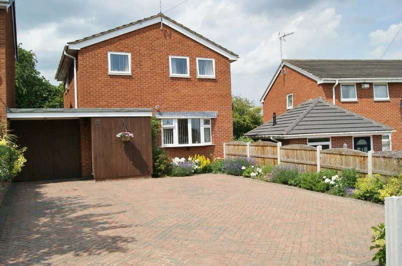 3 Bedrooms Detached House for sale in Mill Gardens, Wrexham