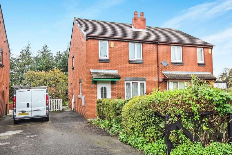 2 Bedrooms Semi Detached House for sale in Maryfield Avenue, Leeds, LS15