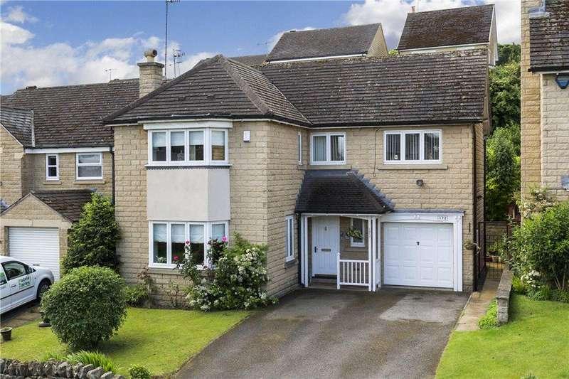 4 Bedrooms Detached House for sale in Apperley Road, Apperley Bridge, Bradford, West Yorkshire