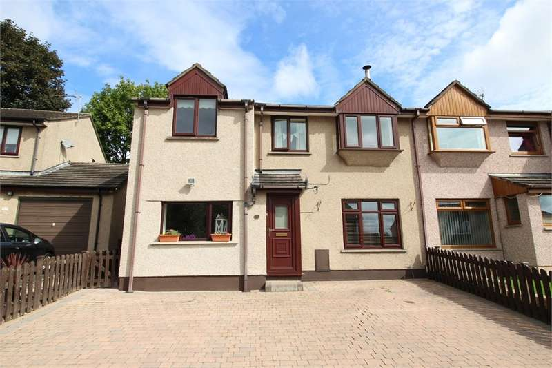 4 Bedrooms Semi Detached House for sale in CA10 1UN Town Head Garth, Kirkby Thore, Penrith, Cumbria