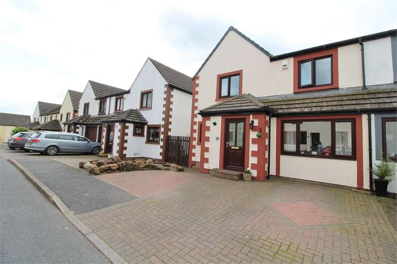 4 Bedrooms Semi Detached House for sale in CA11 9DB Greystoke Park Avenue, Penrith, Cumbria