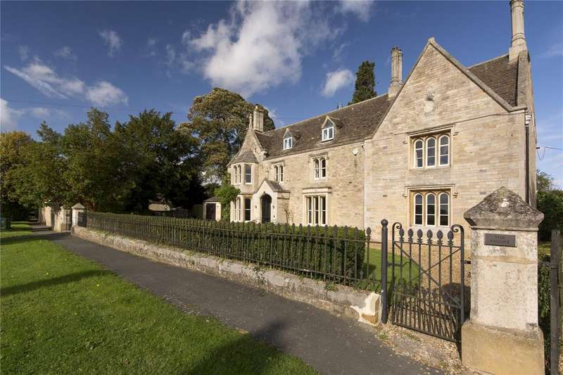 6 Bedrooms Unique Property for sale in The Priory, 16 Middle Street, Elton, Peterborough, PE8