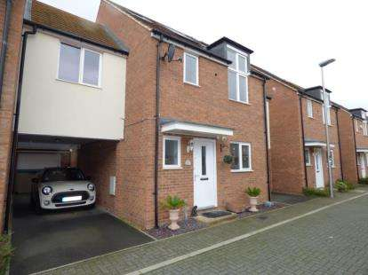 4 Bedrooms Town House for sale in Swithland, Broughton, Milton Keynes