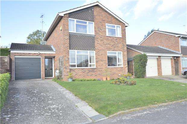 4 Bedrooms Detached House for sale in Apperley Park, Apperley, GLOUCESTER, GL19 4EB