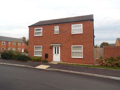 3 Bedrooms Detached House for sale in Cherry Tree Drive, White Willow Park