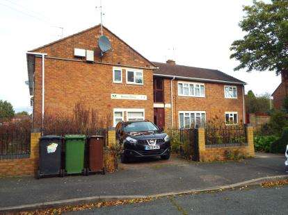 1 Bedroom Flat for sale in Renton Grove, Oxley, Wolverhampton, West Midlands
