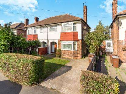 3 Bedrooms Semi Detached House for sale in Beechdale Road, Beechdale, Nottingham, Nottinghamshire
