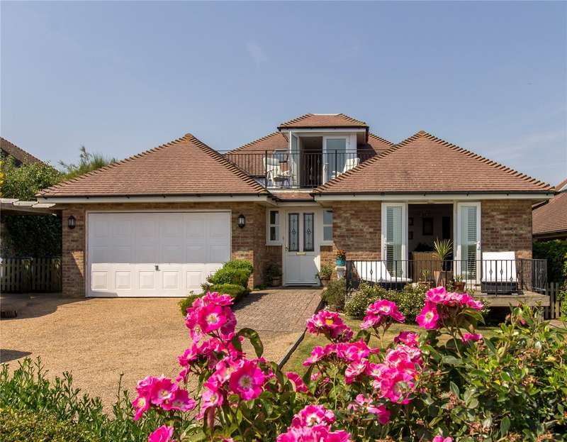 4 Bedrooms Detached Bungalow for sale in Channel Way, Fairlight