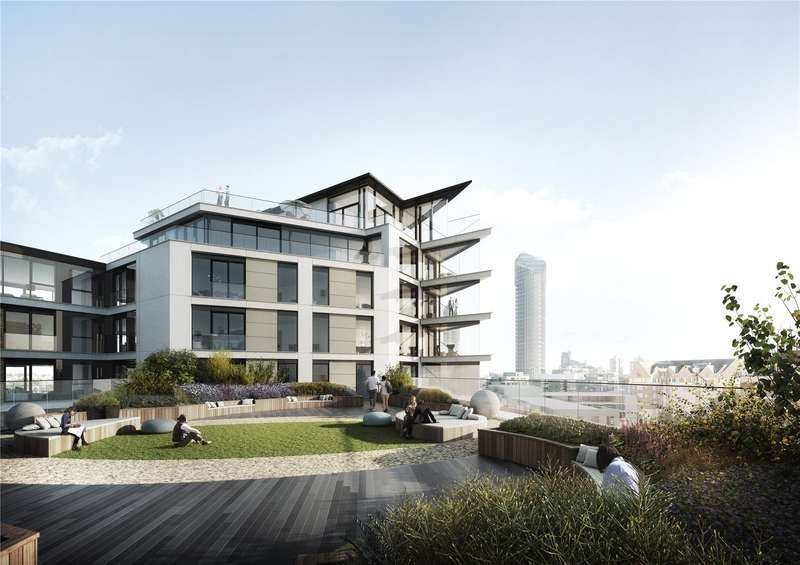 3 Bedrooms Flat for sale in Chelsea Island, Chelsea Harbour, Chelsea, London, SW10