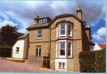 2 Bedrooms Flat for sale in Lyme Regis, Dorset