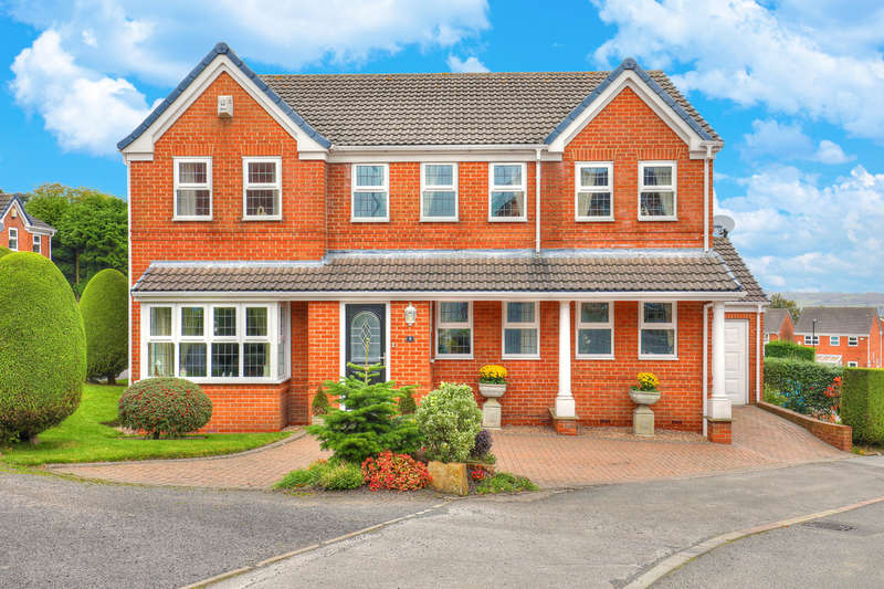 4 Bedrooms Detached House for sale in 9 Sandygate Grange Drive, Sandygate, S10 5NW
