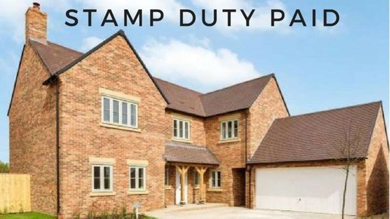 5 Bedrooms Detached House for sale in Plot 5, The Pearmain