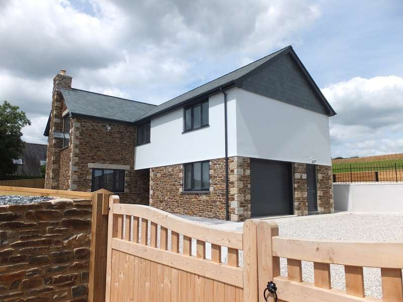 4 Bedrooms Detached House for sale in Ellbridge Lane, Hatt