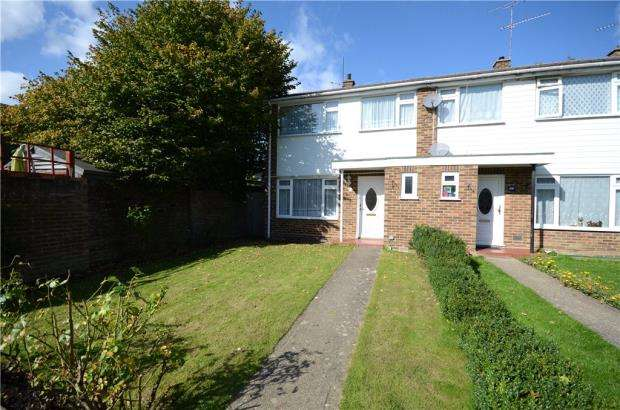 3 Bedrooms End Of Terrace House for sale in Sunnybank Road, Farnborough, Hampshire