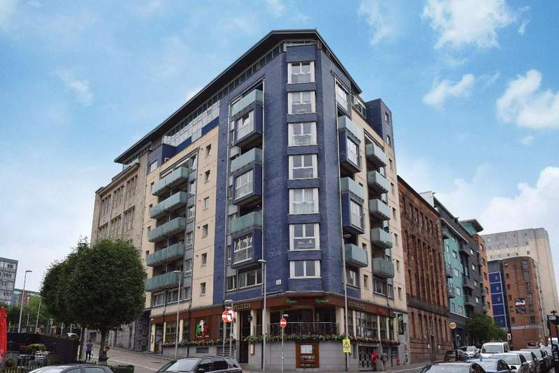 4 Bedrooms Duplex Flat for sale in Ingram Street, Flat 7/3, Glasgow , Glasgow, G1 1EZ