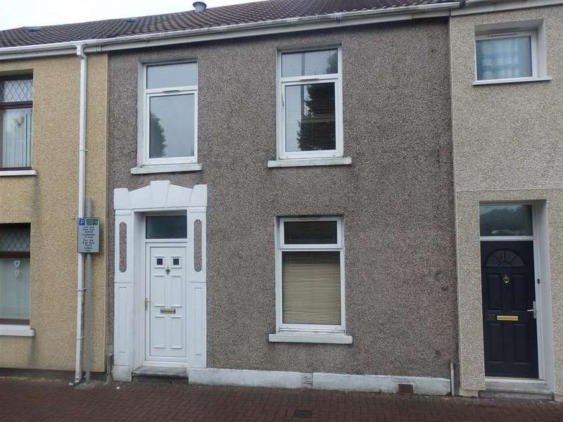 3 Bedrooms Terraced House for sale in Pottery Street, Llanelli