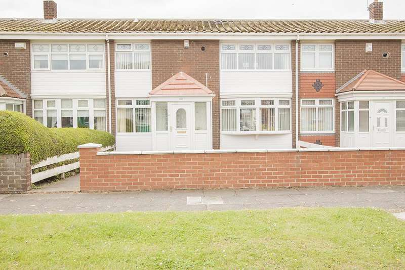 3 Bedrooms Terraced House for sale in Northgate, The Headland, Hartlepool TS24