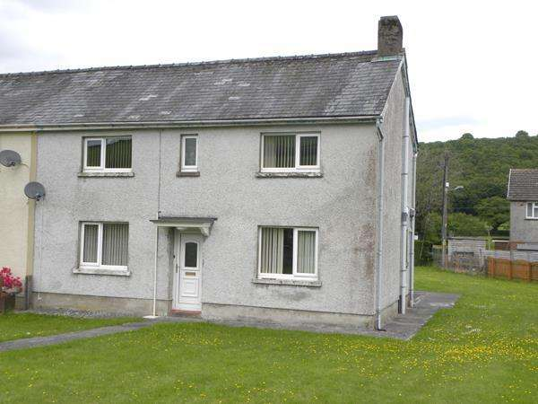 3 Bedrooms House for sale in Bro Rhydybont, Rhydybont, Llanybydder