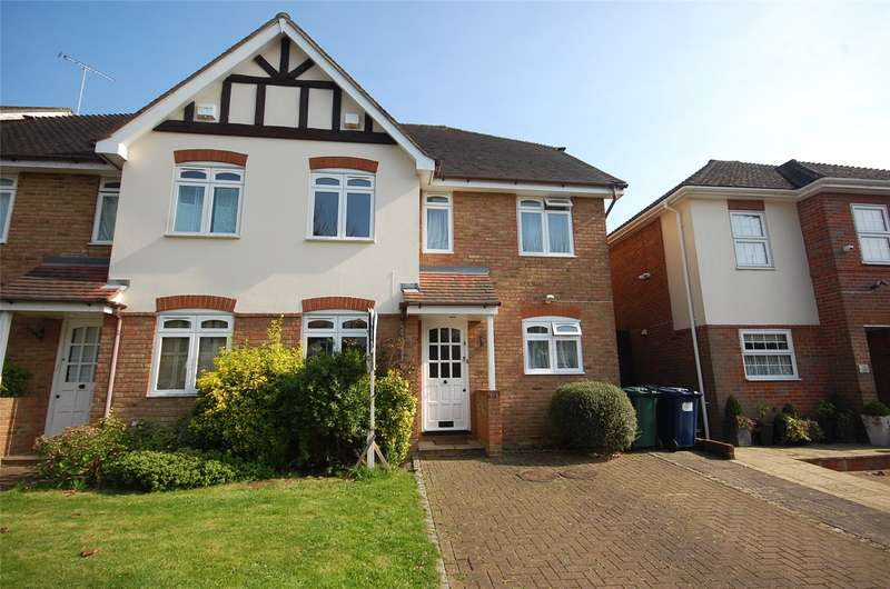 4 Bedrooms Semi Detached House for sale in Windermere Avenue Finchley London N3
