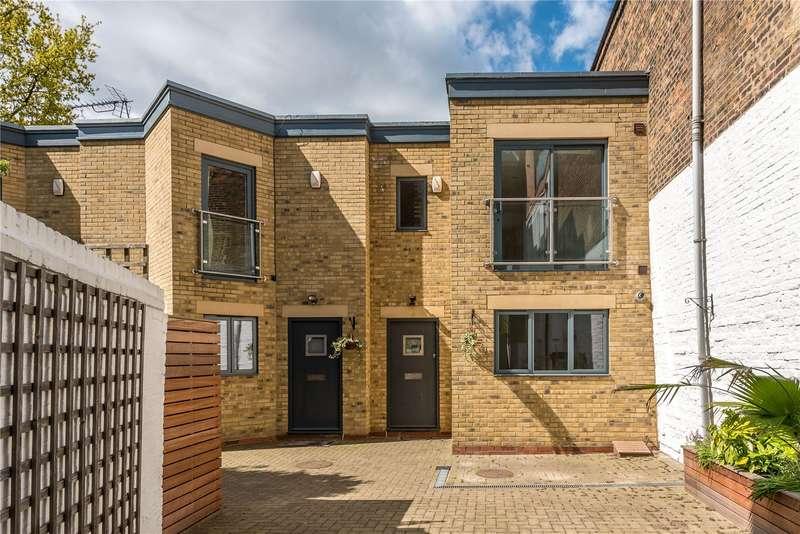 3 Bedrooms Property for sale in Langford Mews Barnsbury London N1
