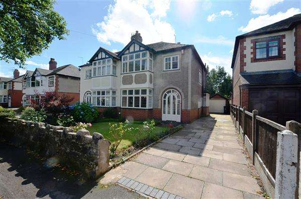 3 Bedrooms Semi Detached House for sale in Hassam Parade, Newcastle, Newcastle-under-Lyme