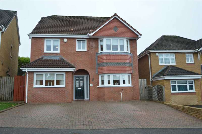 4 Bedrooms Detached House for sale in Skylands Rise, Hamilton