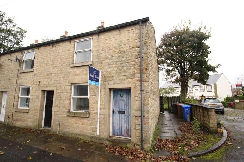 2 Bedrooms Terraced House for sale in Back Lane, Mottram, Hyde, SK14