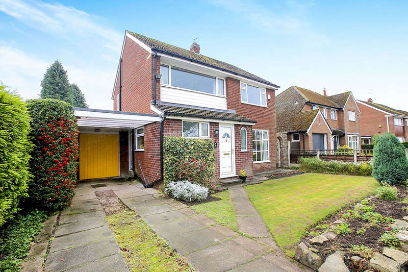 4 Bedrooms Detached House for sale in Foxland Road, Gatley, Cheadle, SK8