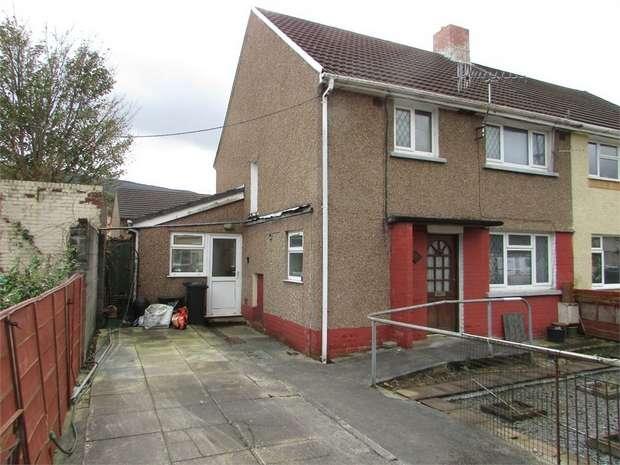3 Bedrooms Semi Detached House for sale in Maes Y Dre, Glynneath, Glynneath, West Glamorgan