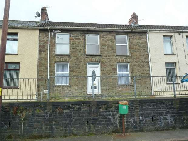 3 Bedrooms Terraced House for sale in Commercial Street, Abergwynfi, Port Talbot, West Glamorgan