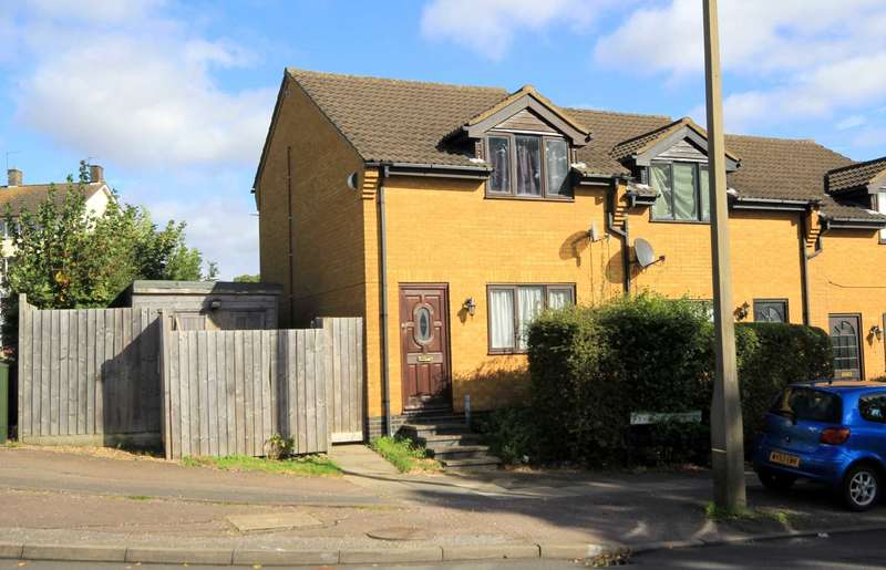 2 Bedrooms End Of Terrace House for sale in 2 BED end of Terrace with PARKING in Barnacres Road, Hemel Hempstead