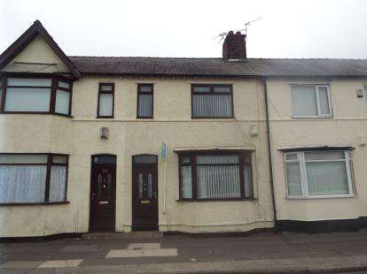 3 Bedrooms Terraced House for sale in Rathbone Road, Liverpool, Merseyside, England, L13