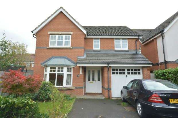 4 Bedrooms Detached House for rent in Woodall Close , Chessington