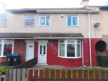 3 Bedrooms Terraced House for sale in Dawson Square, Middlesbrough