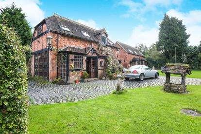2 Bedrooms Barn Conversion Character Property for sale in Shawbury Lane, Shustoke, Warwickshire, West Midlands