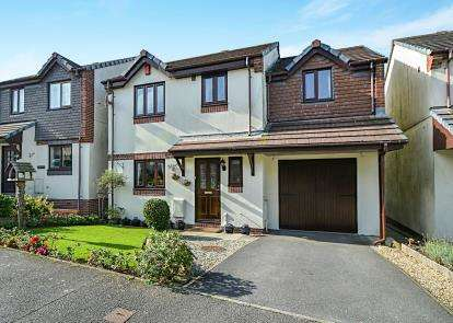 4 Bedrooms Link Detached House for sale in Dartmouth, Devon