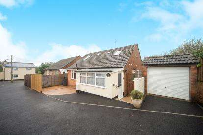 4 Bedrooms Bungalow for sale in Newton Poppleford, Sidmouth, Devon