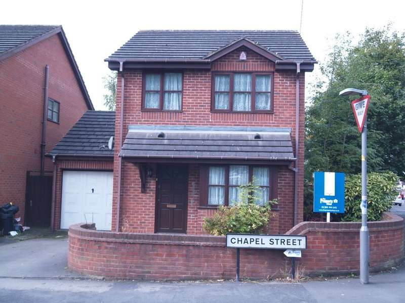 3 Bedrooms Detached House for sale in Chapel Street, Pensnett, Brierley Hill